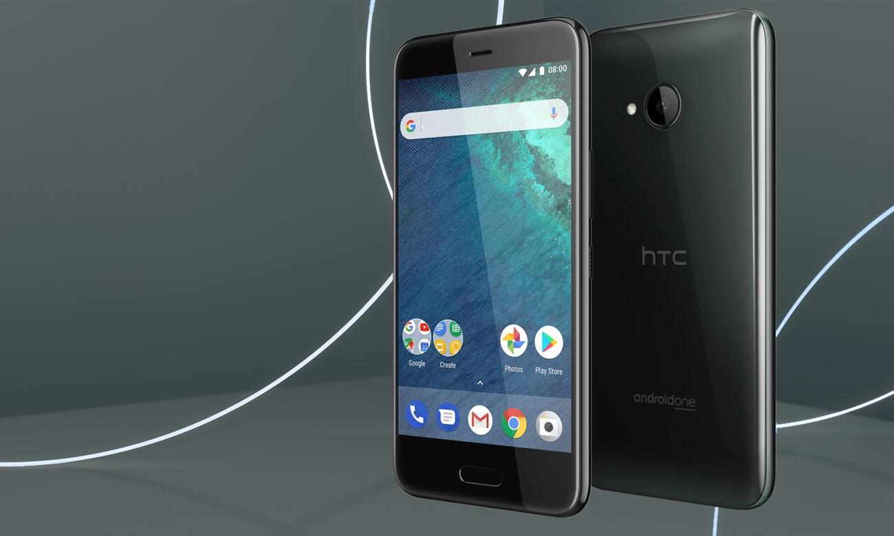 HTC U11 Life szklana obudowa