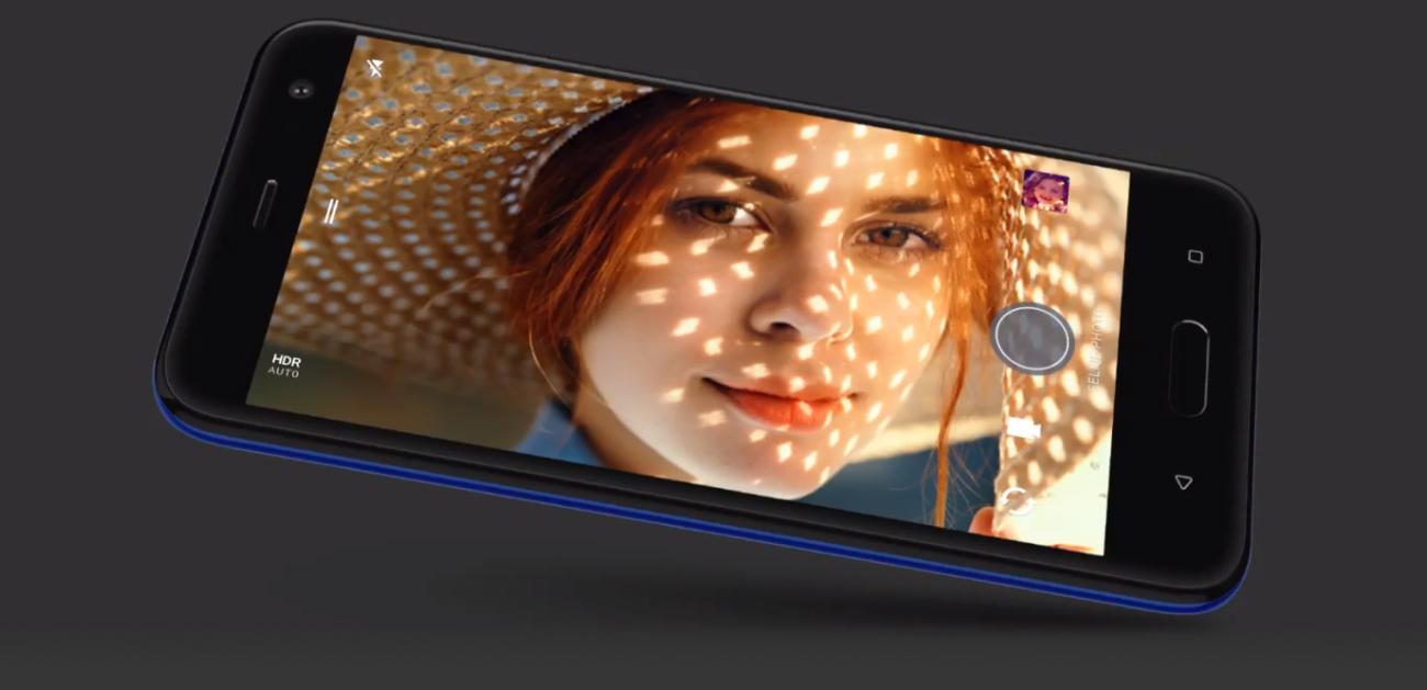 HTC U11 funkcja edge sense