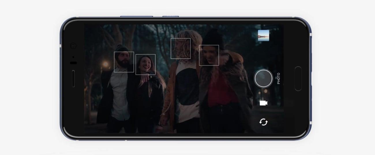 HTC U11 funkcja HDR