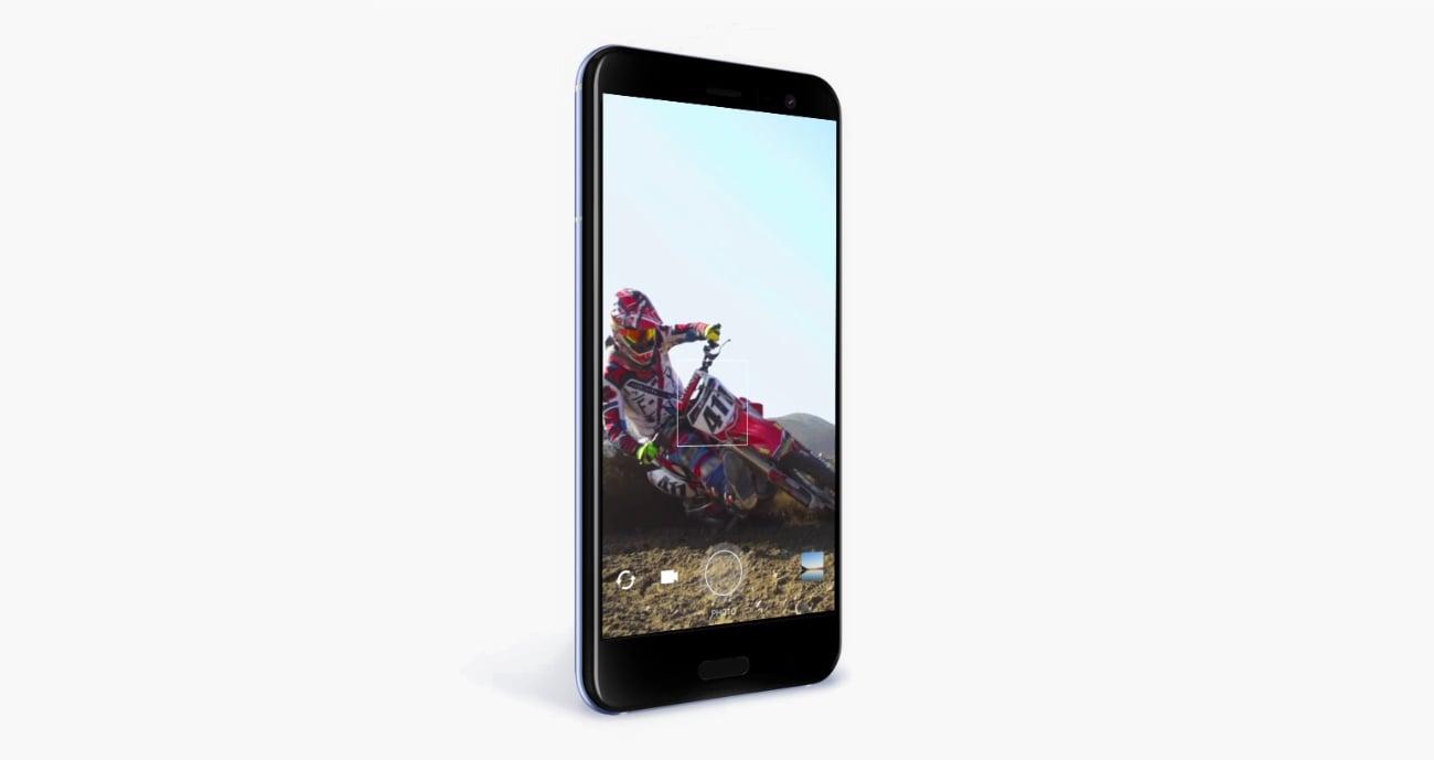 HTC U11 szybki autofocus