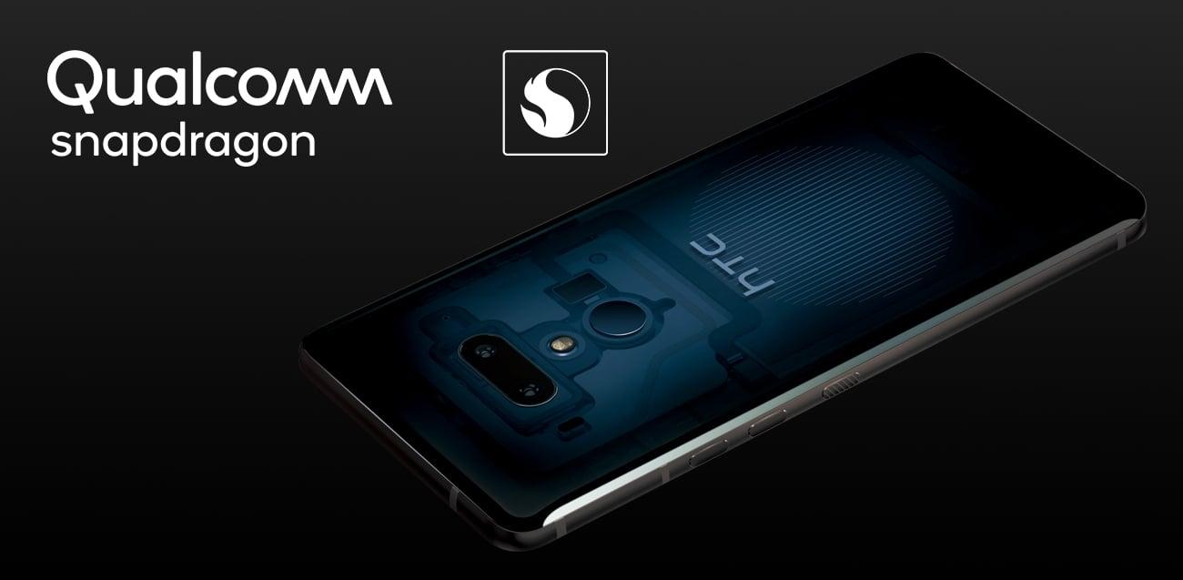 HTC U12+ ośmiordzeniowy procesor snapdragon 845 pamięć 6 GB RAM