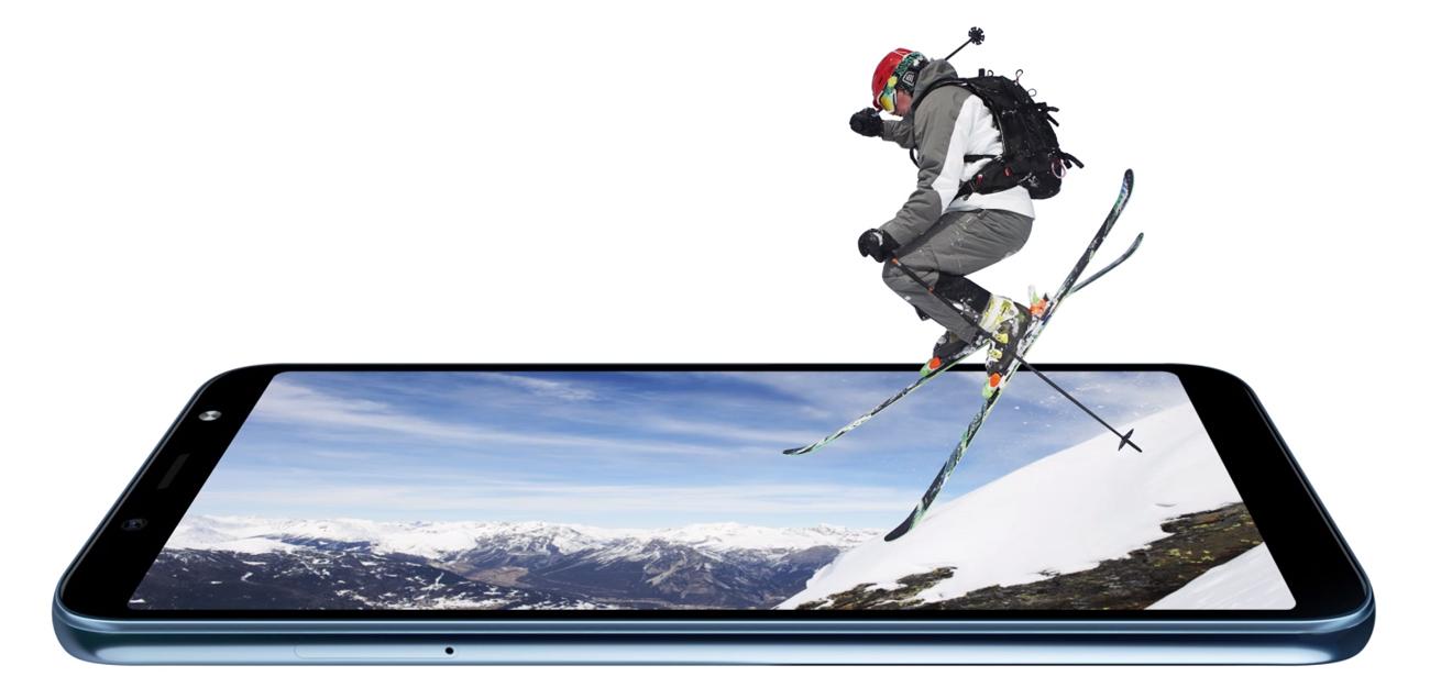 HTC U12 Life panoramiczny ekran 18:9