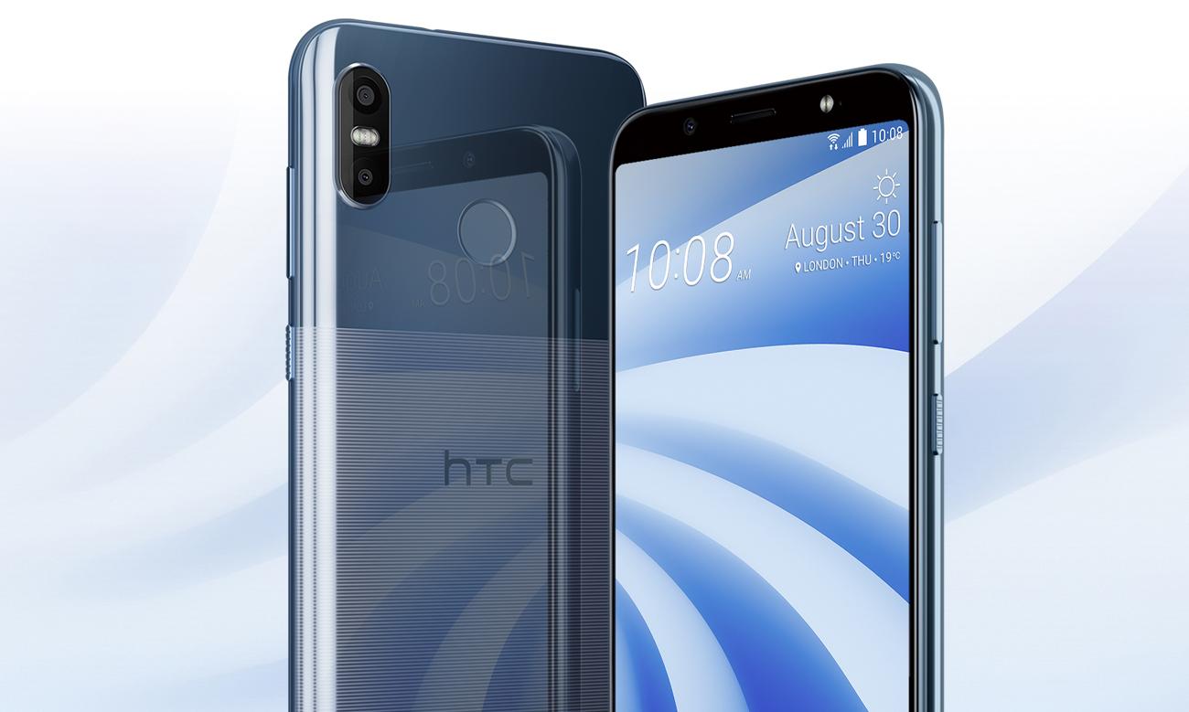 HTC U12 Life 8-rdzeniowy procesor snapdragon 636