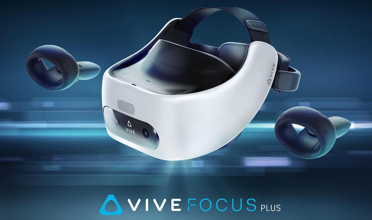 Gogle VR HTC VIVE Focus Plus
