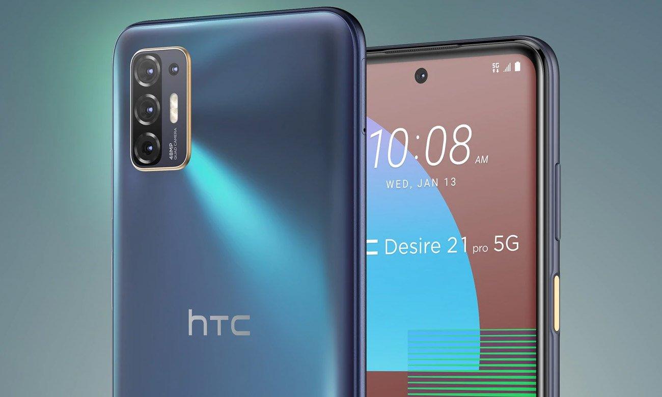 Smartfon HTC Desire 21 Pro 5G