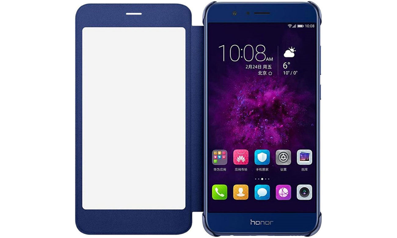 huge selection of 383bb 70c49 Honor Smart Cover do Honor 8 Pro Niebieski