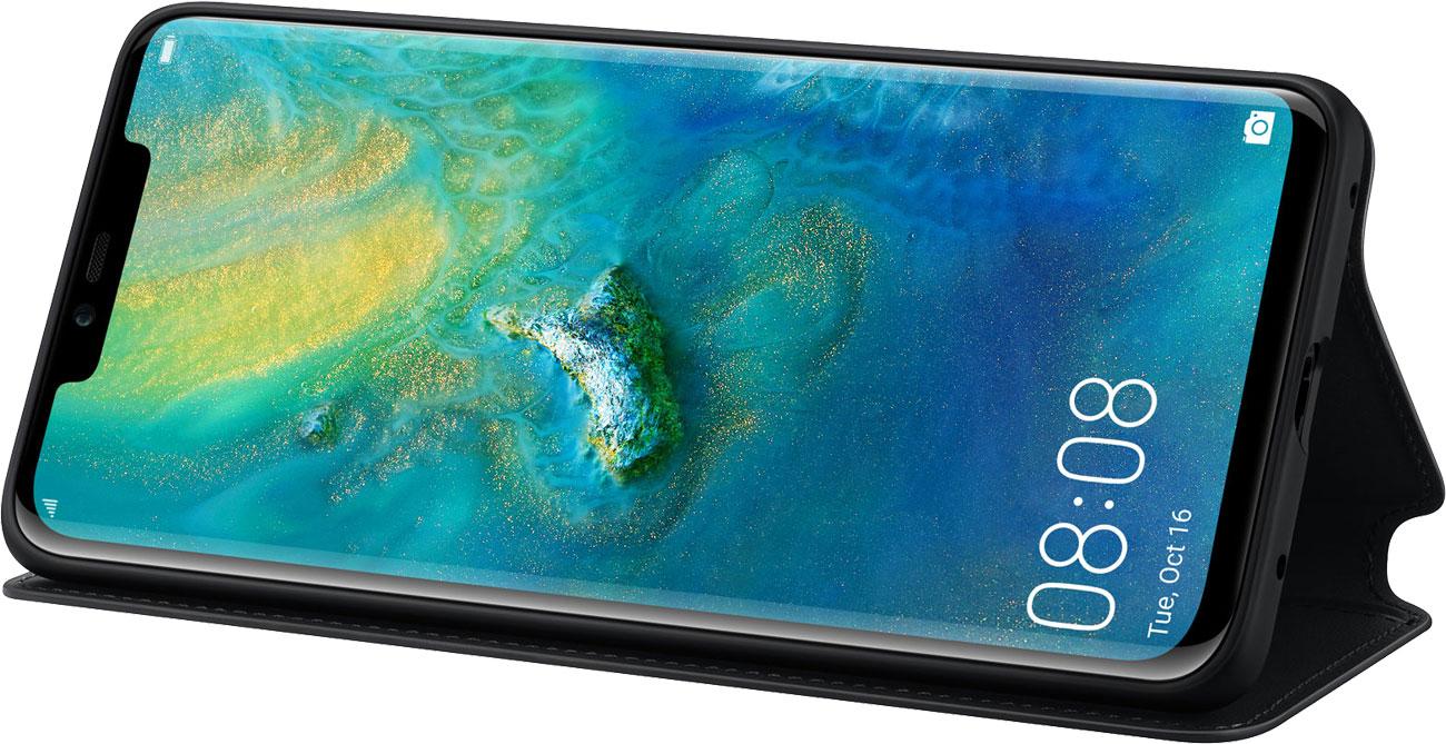 Huawei Wallet Cover do Mate 20 Pro Funkcja podstawki