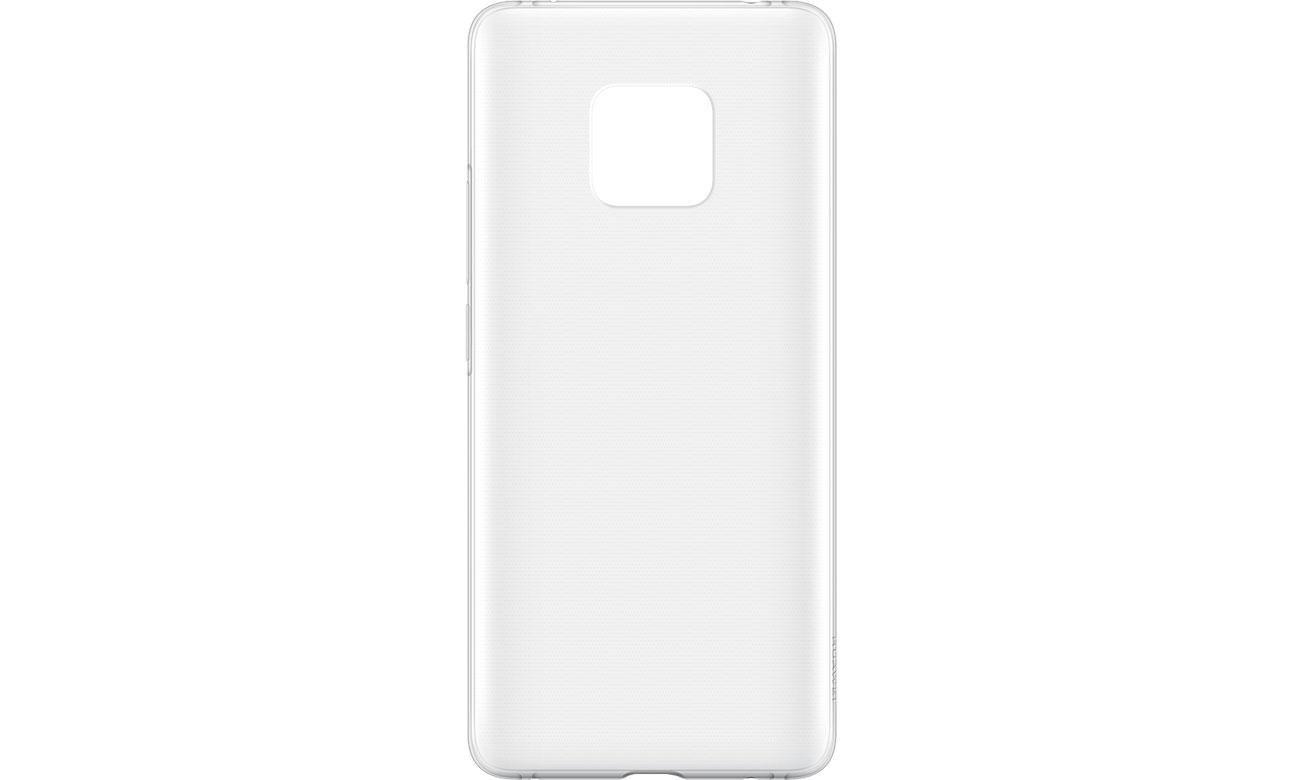 Plastikowe Plecki do Huawei Mate 20 Pro Clear