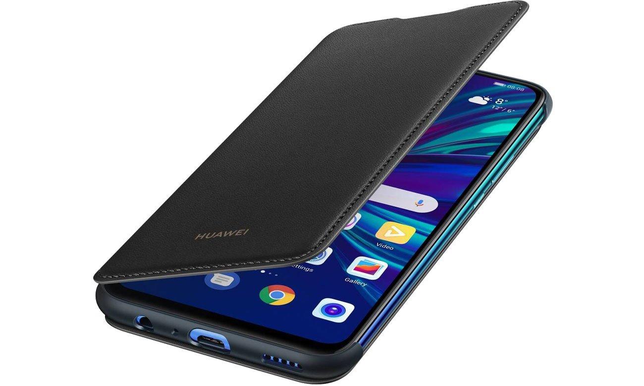 Etui z Klapką Wallet do Huawei P Smart 2019 6901443272303