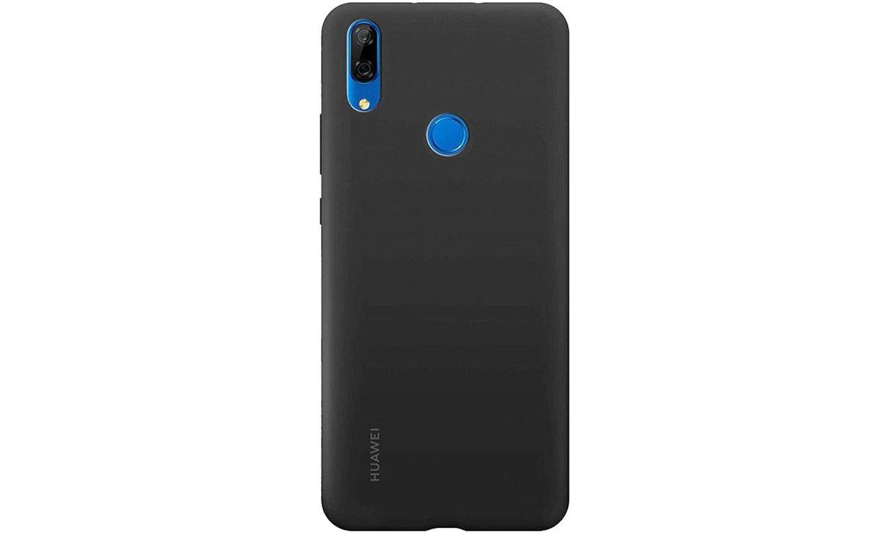 Plastikowe Plecki do Huawei P Smart Z czarny 51993123 / 6901443298914