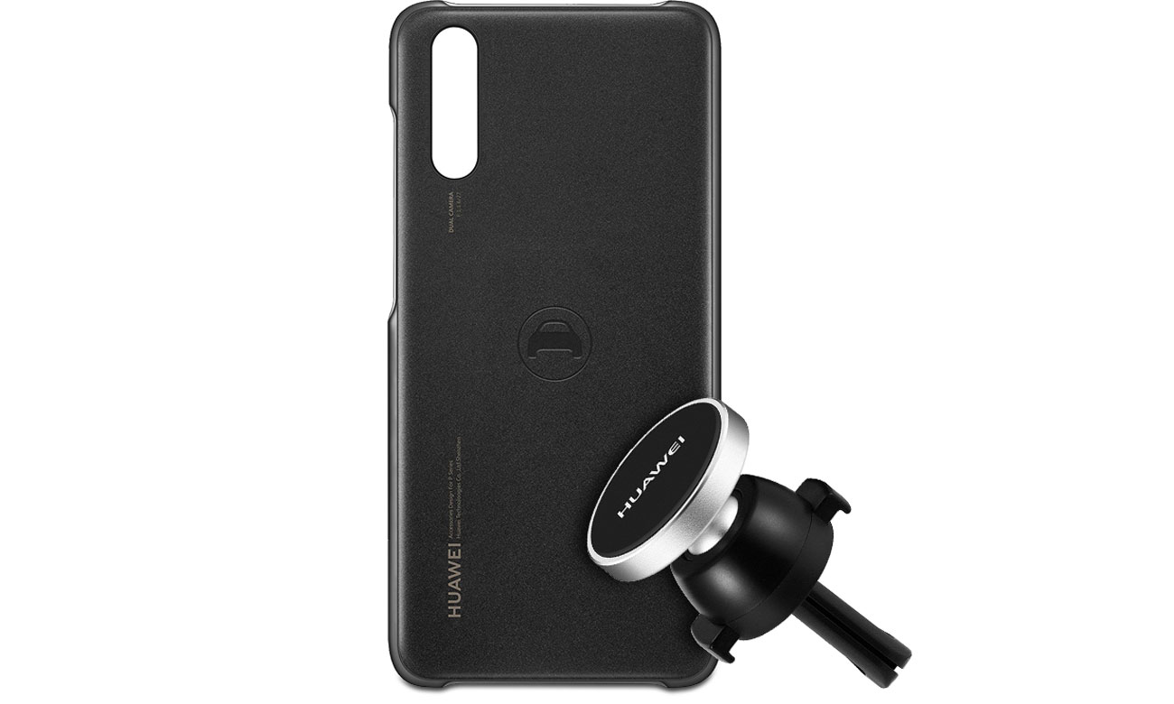 Huawei Car Kit do P20 Etui czarne 55030181