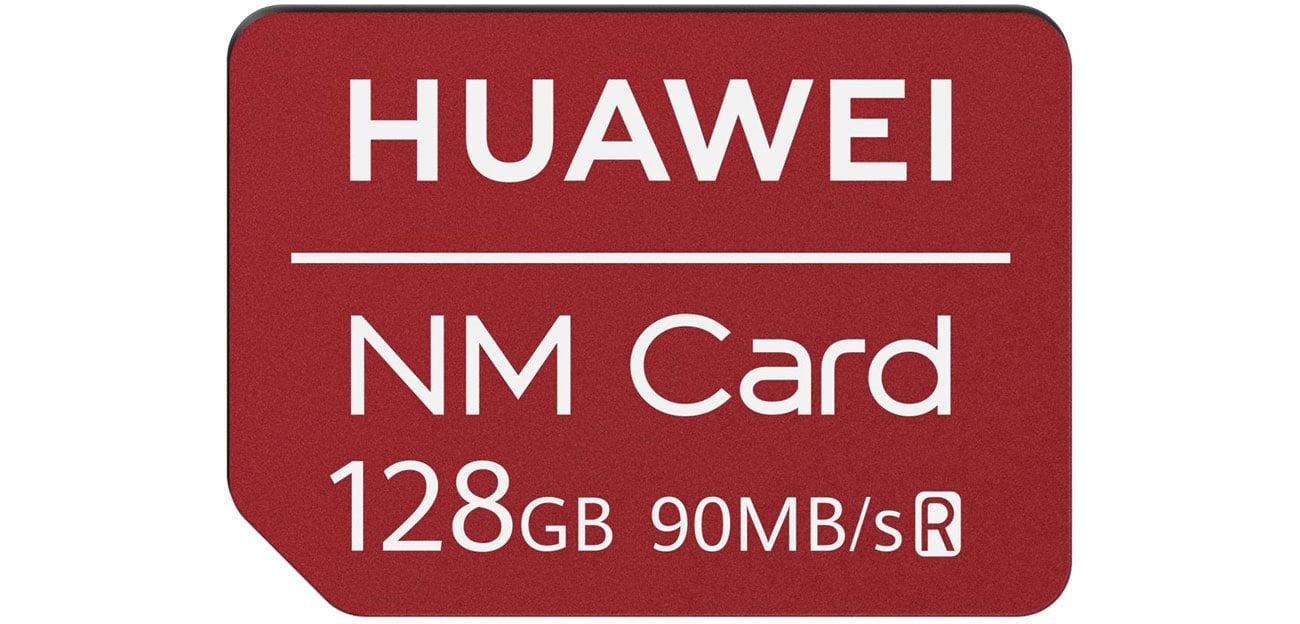 Karta pamięci microSD Huawei 128GB NM Card Ultra-Micro SD 90MB/s