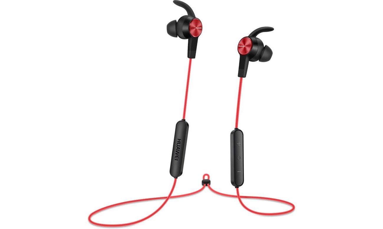 Słuchawki bezprzewodowe Huawei AM61 Sport Bluetooth czerwone