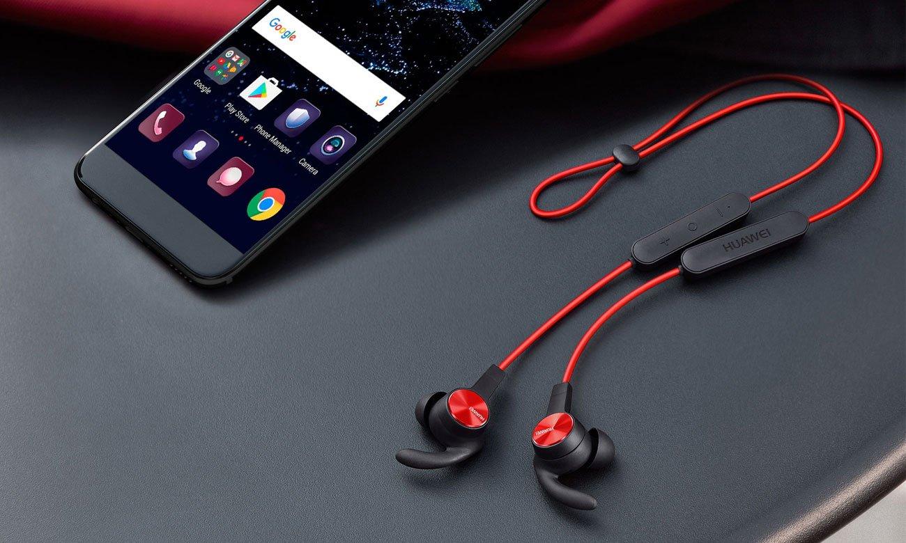 Huawei AM61 Sport Bluetooth czerwone Łączność bezprzewodowa