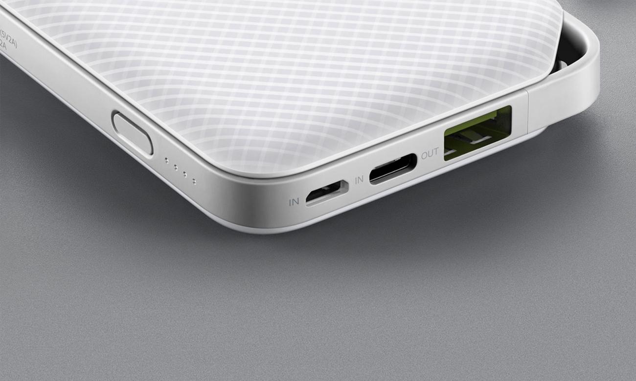 Powerbank Huawei AP08Q micro USB, USB, USB-C