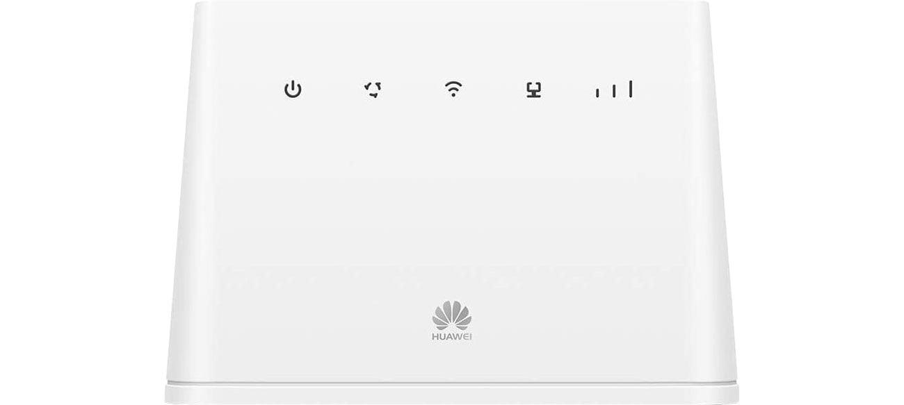 Router Huawei B311 WiFi LAN (LTE Cat.4 150Mbps/50Mbps) biały B311-221 white