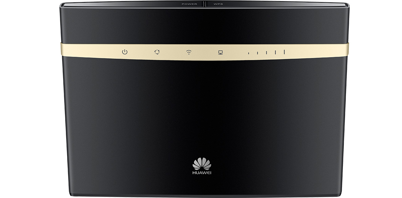 Router Huawei  B525s-23a black 300 Mb/s