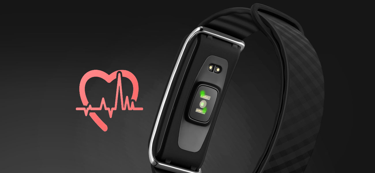Huawei Band A2 ciągły pomiar tętna