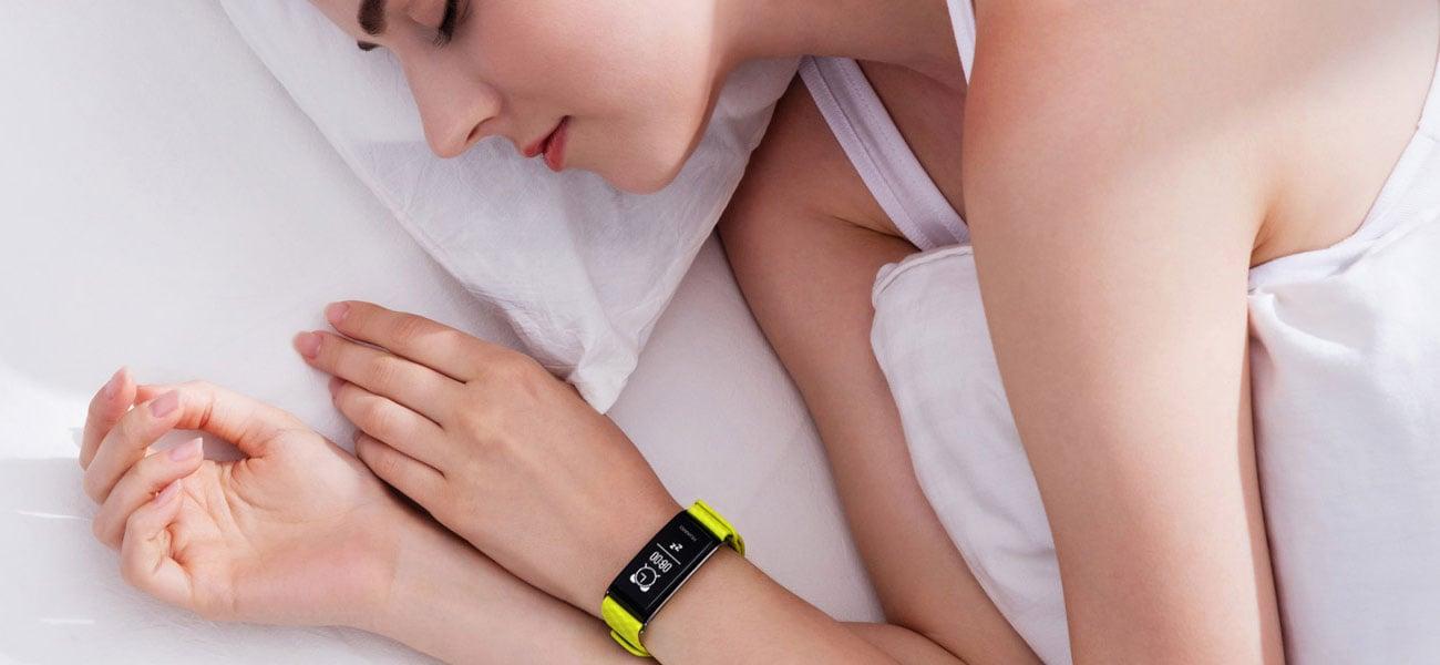 Huawei Band A2 monitor snu