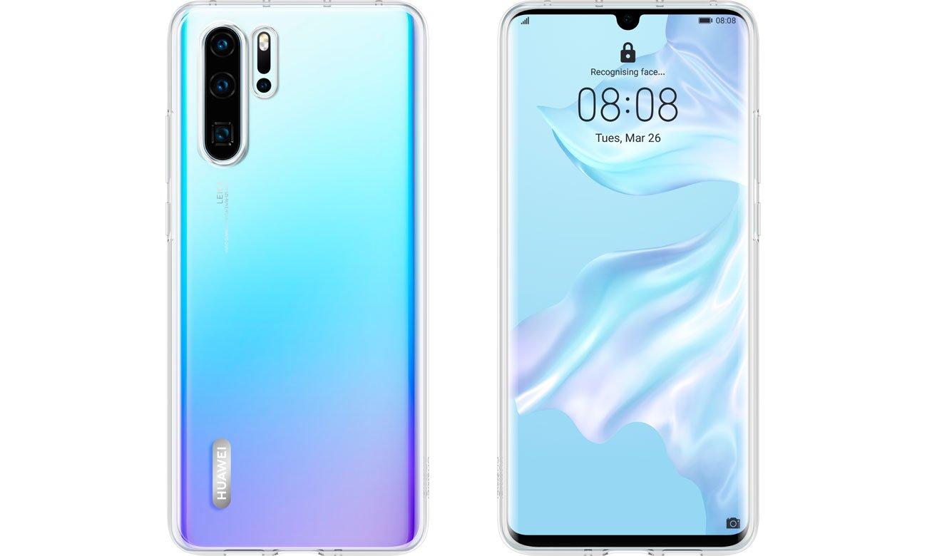 Etui Huawei Clear Case do Huawei P30 Pro