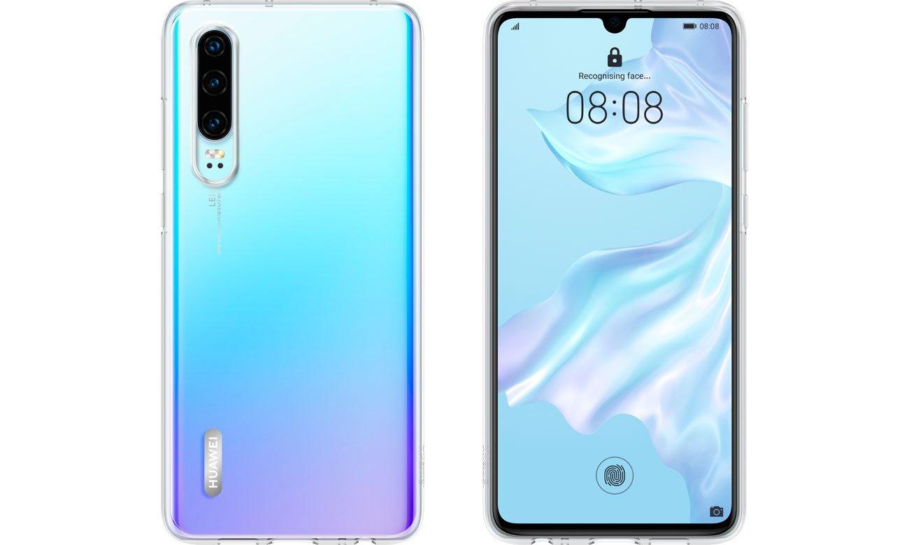 Etui Huawei Clear Case do Huawei P30