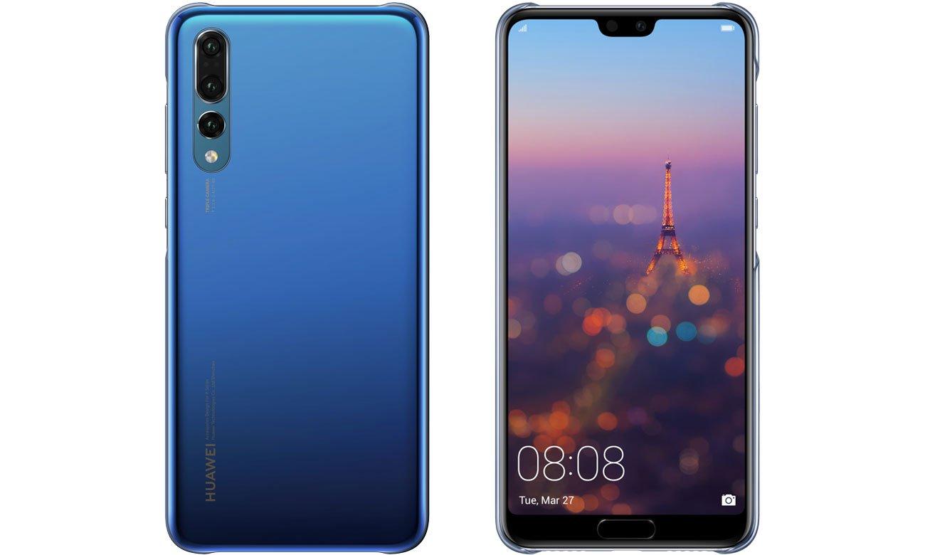 Color Case do Huawei P20 Pro Blue 51992374