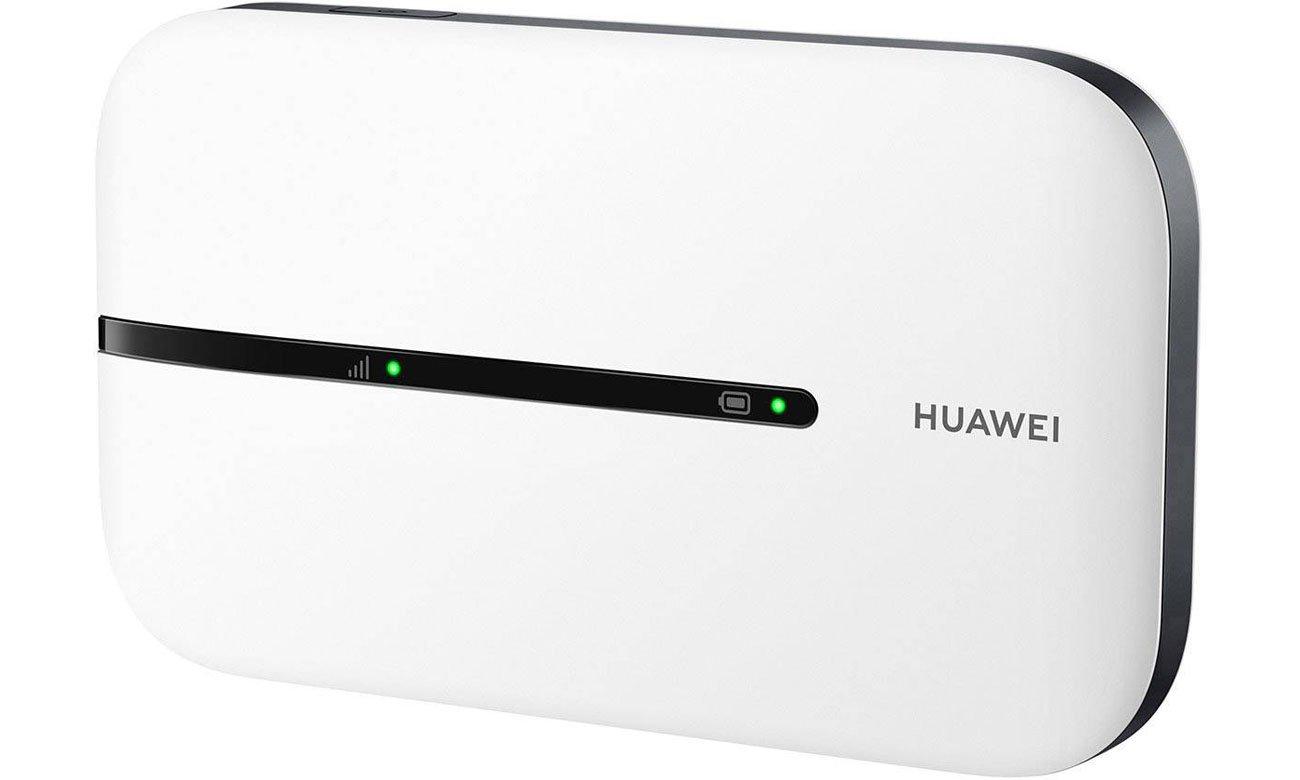 Modem Huawei E5576 WiFi b/g/n 3G/4G (LTE) 150Mbps biały E5576-320_white