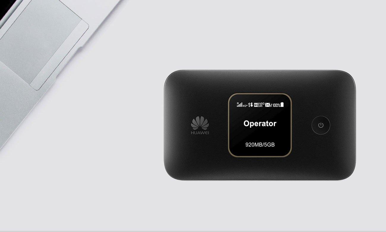 Modem Huawei E5785 300Mbps biały