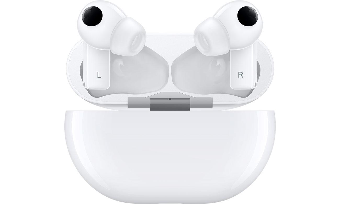 Słuchawki bezprzewodowe Huawei FreeBuds Pro Białe