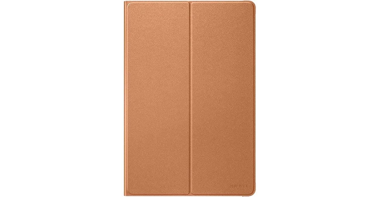 Etui na tablet Huawei Leather Case do Huawei MediaPad M5 lite 8 brązowy 51992928
