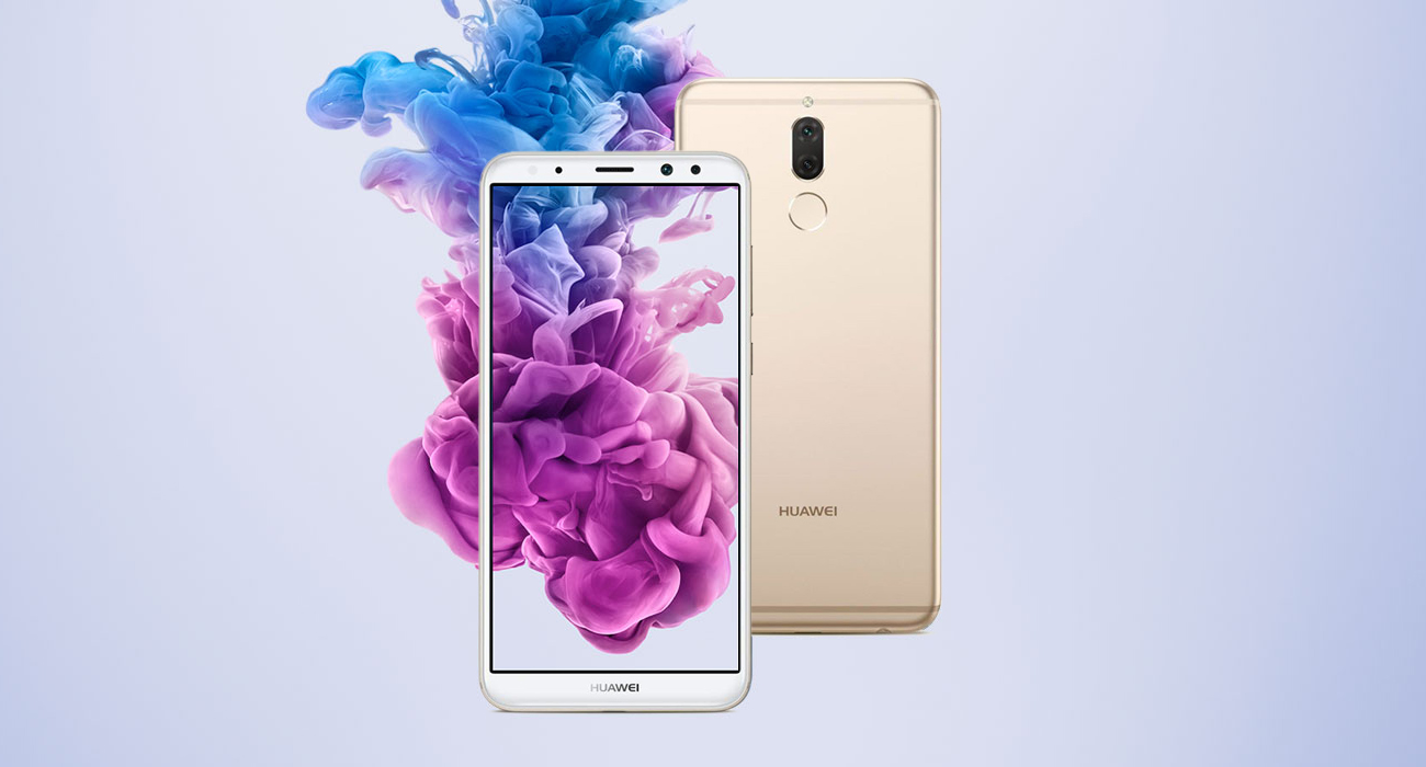 Huawei Mate 10 Lite Prestige Gold obudowa ze szkła i metalu