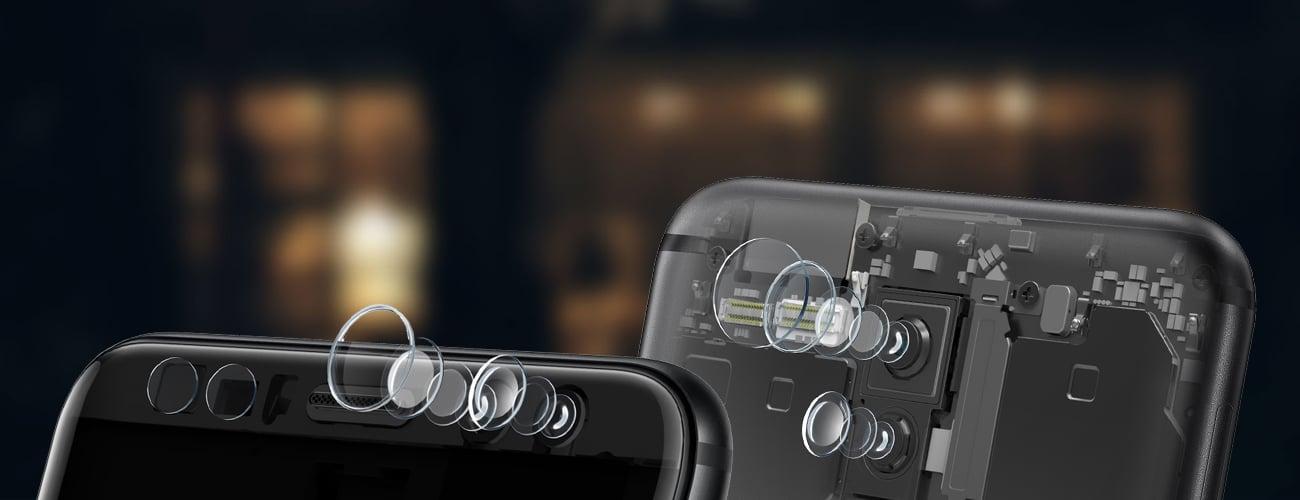 Huawei Mate 10 Lite podwójny aparat 16 Mpix 2 Mpix Bokeh