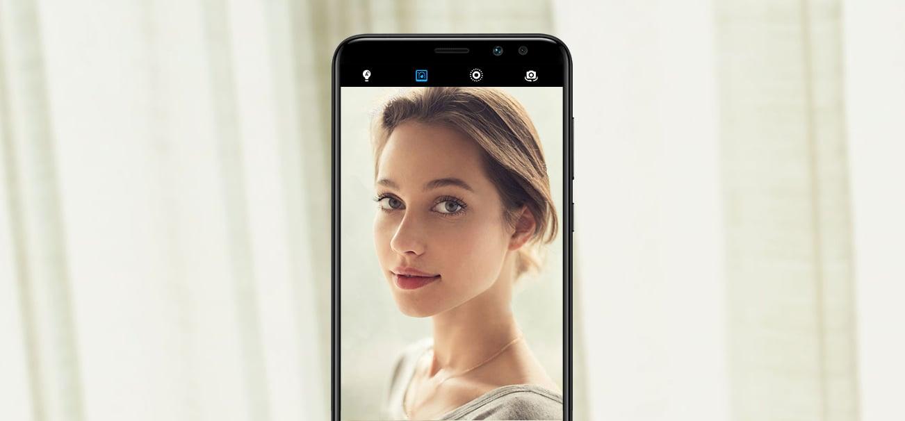 Huawei Mate 10 Lite podwojny aparat 13 Mpix 2 Mpix