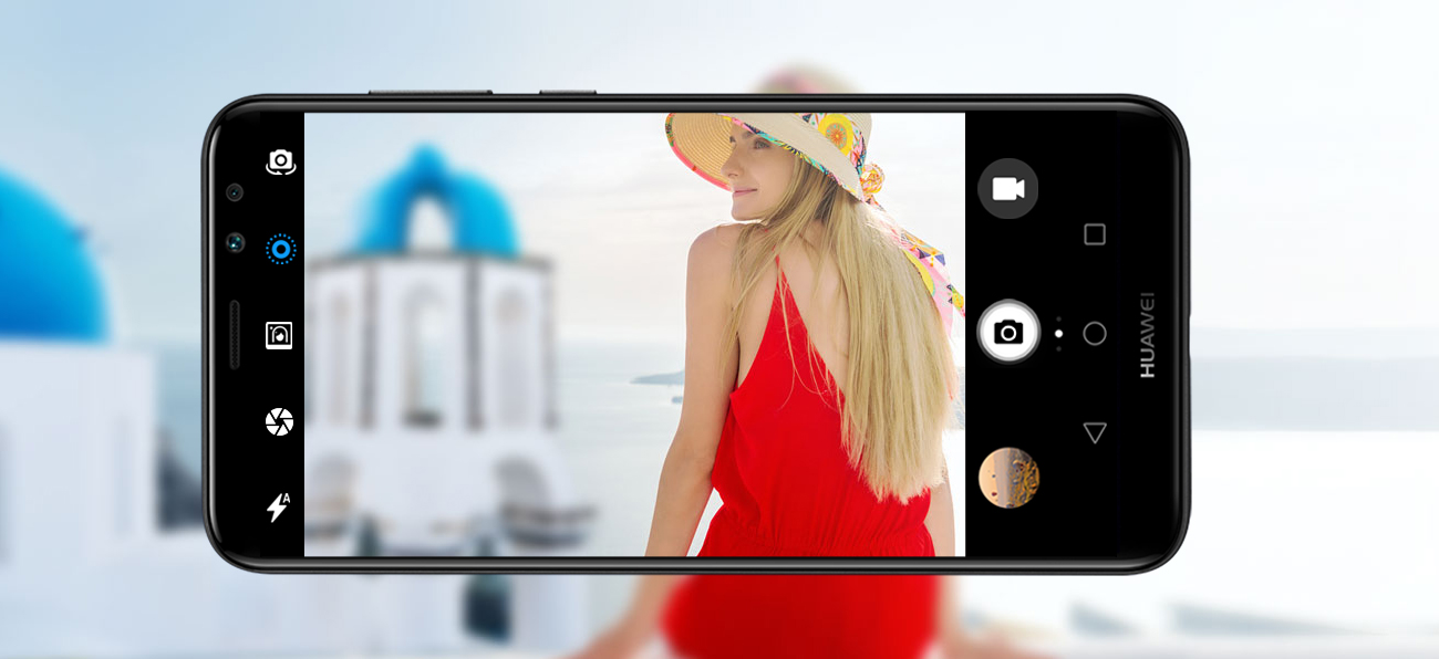 Huawei Mate 10 Lite efekty artystyczne beauty 4.0