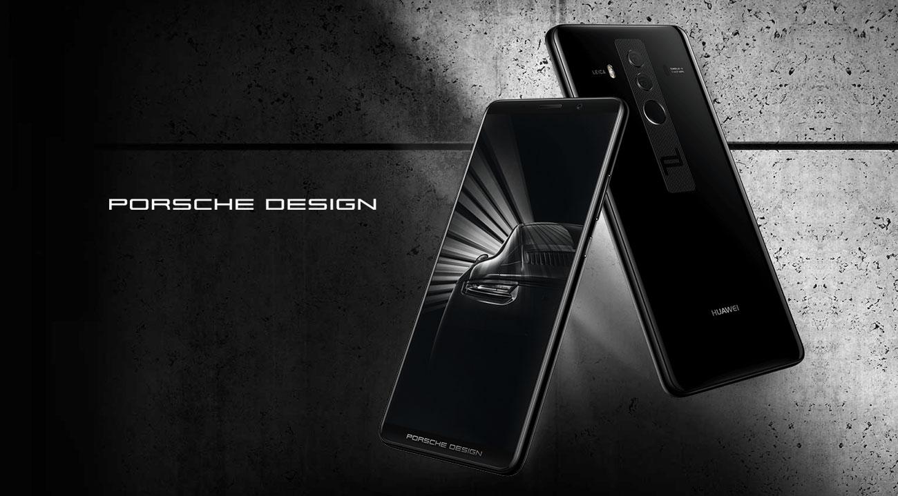 Huawei Mate 10 Porsche Design obudowa ze szkła i metalu ip67 ekran full view