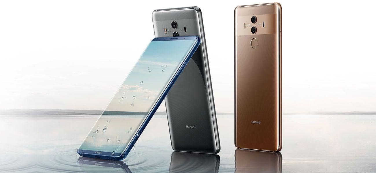 Huawei Mate 10 Pro android 8.0 oreo emui 8.0