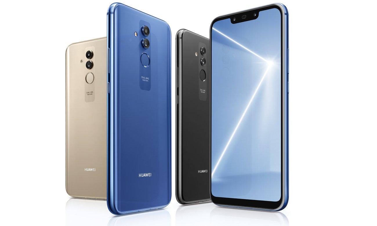 Huawei Mate 20 lite obudowa ze szkła i metalu