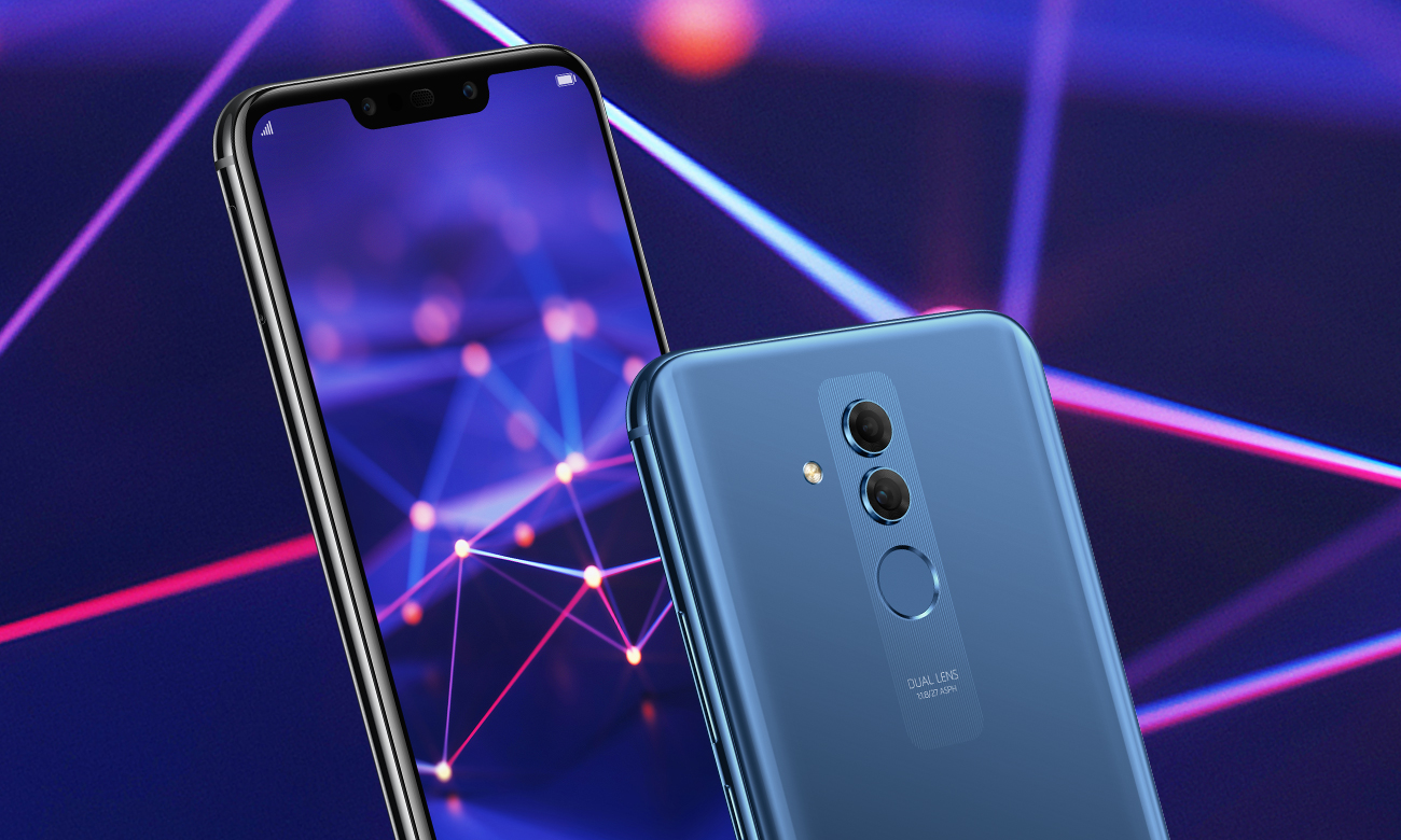 Huawei Mate 20 lite ekran 6,3 full hd+