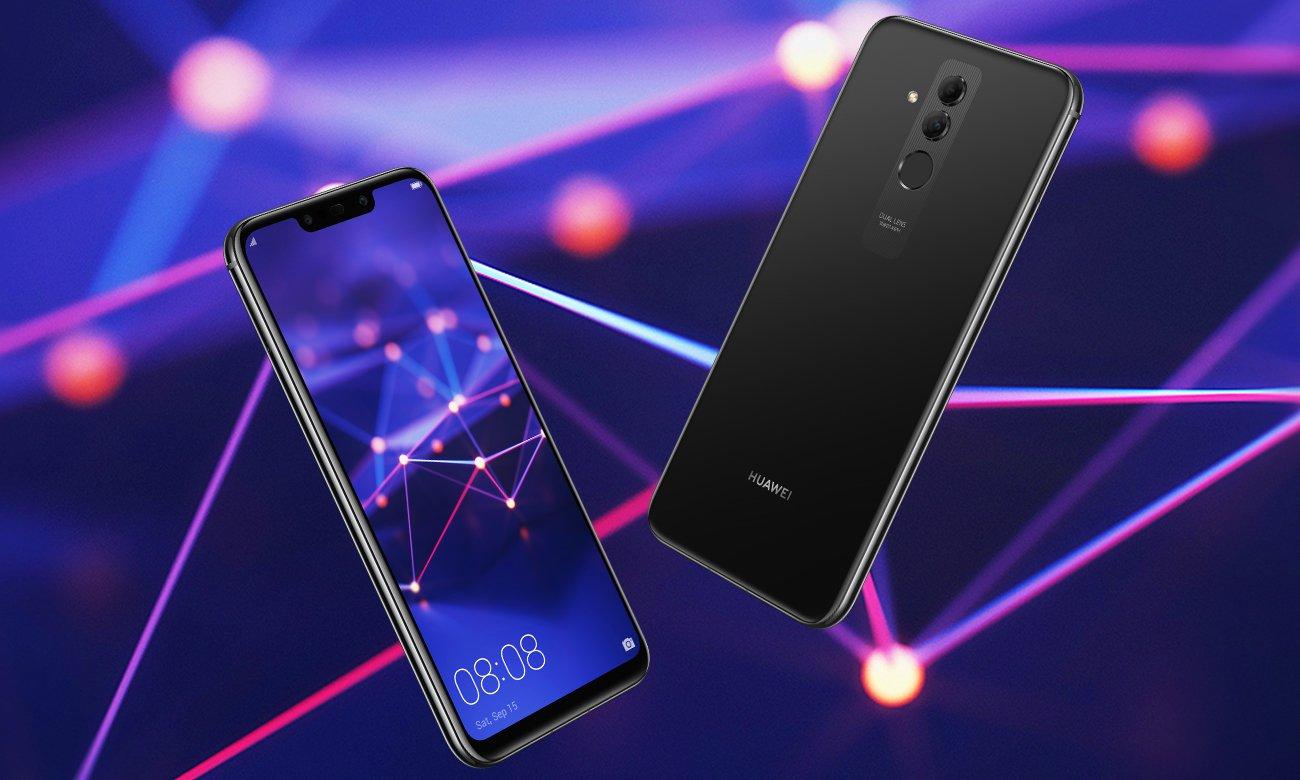 Huawei Mate 20 lite procesor Kirin 710