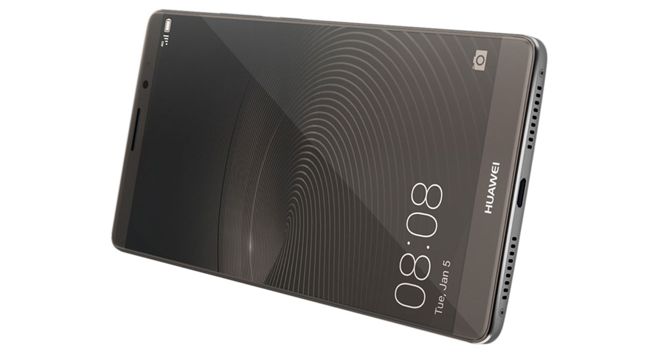 Huawei Mate 8 Moonlight Silver ekran full HD 6''