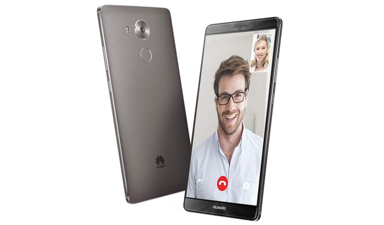 Huawei Mate 8 obsługa dual sim