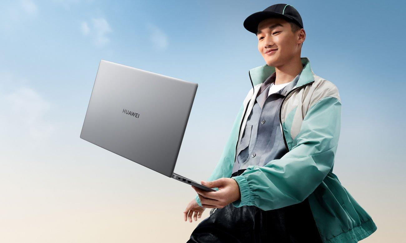 HUAWEI MateBook D 15 lekka obudowa