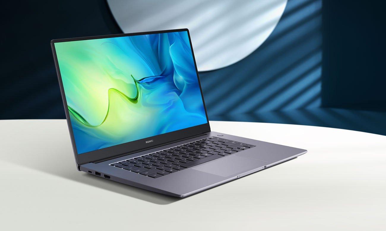 HUAWEI MateBook D 15 ekran z redukcją niebieskiego światła