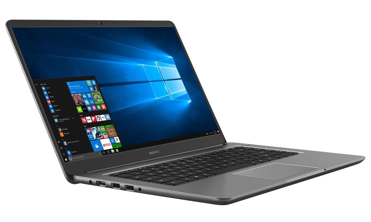 HUAWEI MateBook D NVIDIA GeForce MX150