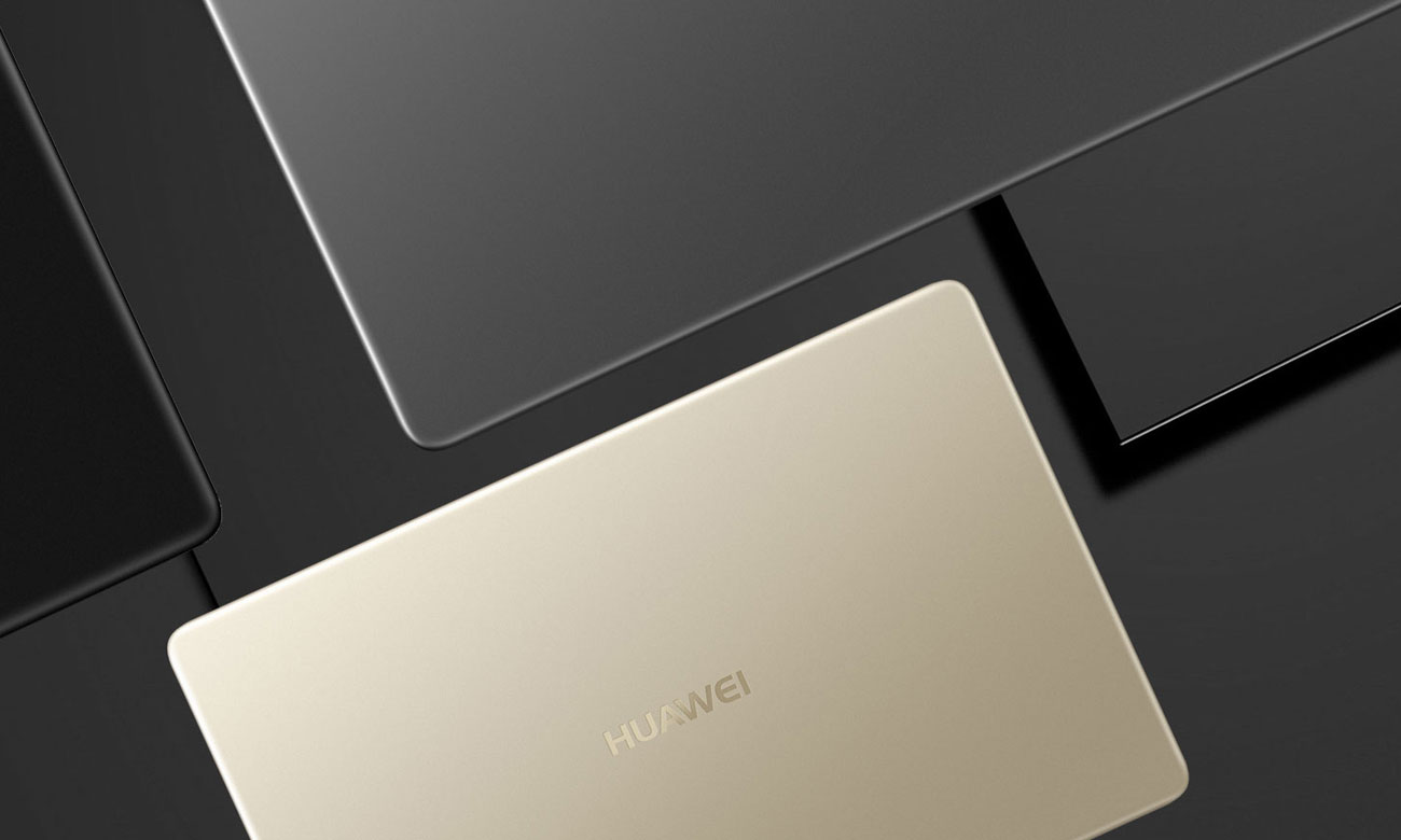 Huawei MateBook D Jakość diamentu