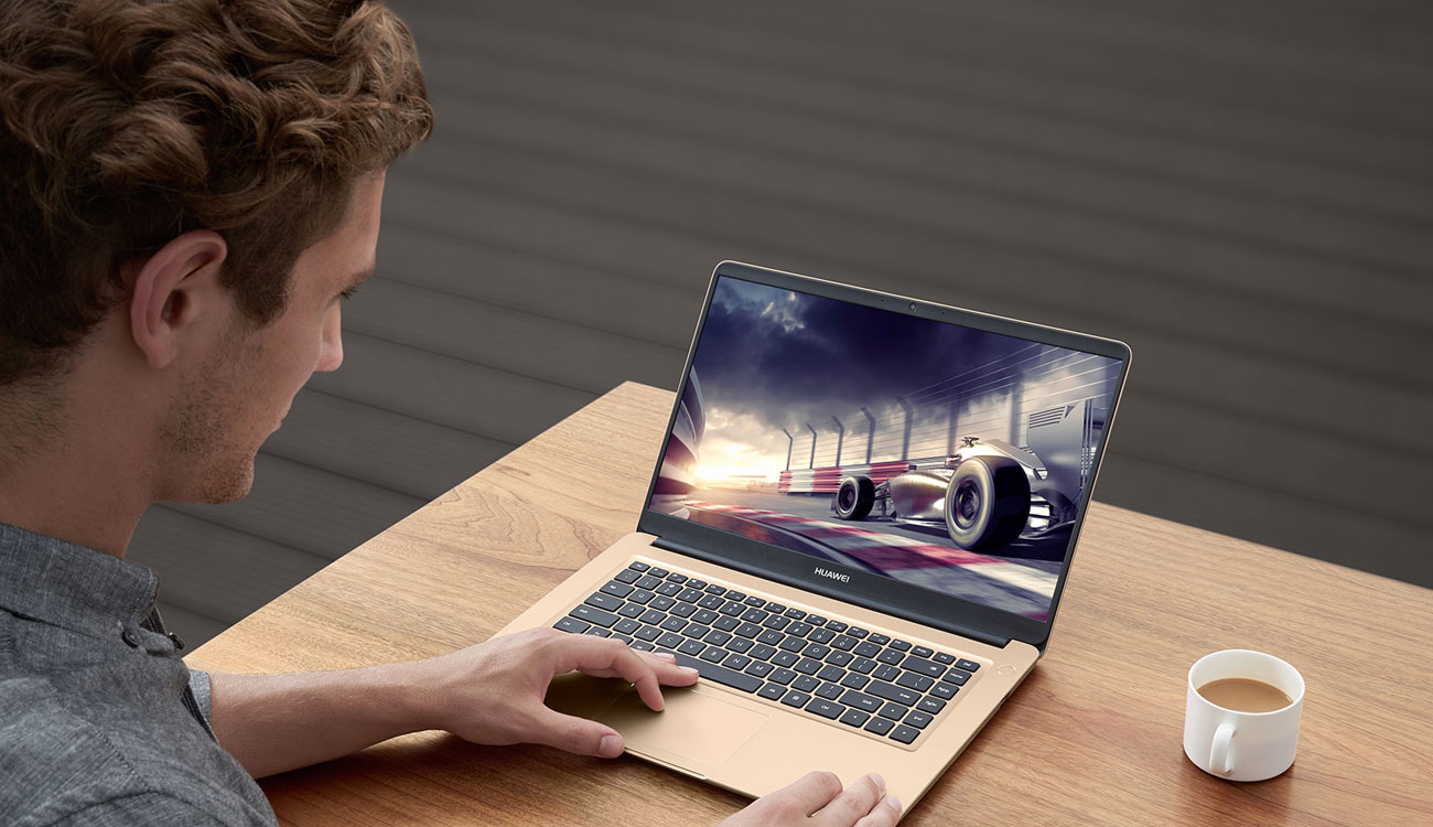 Huawei MateBook D Technologia IPS