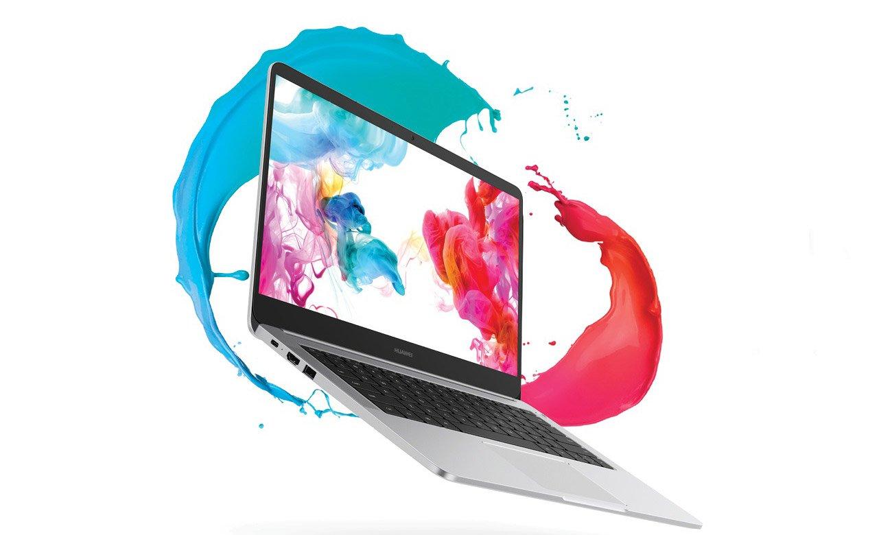 Huawei MateBook D14 Ultra cienki, super wydajny