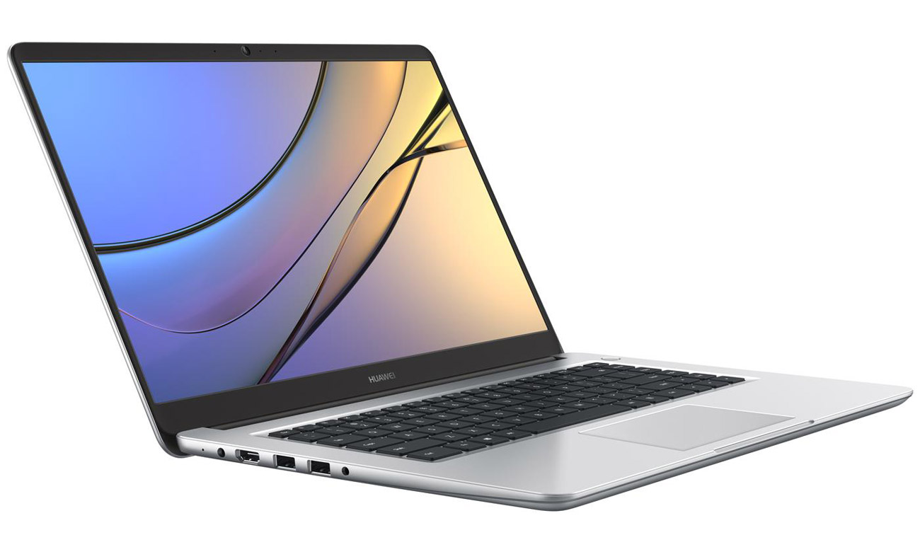 Huawei MateBook D grafika