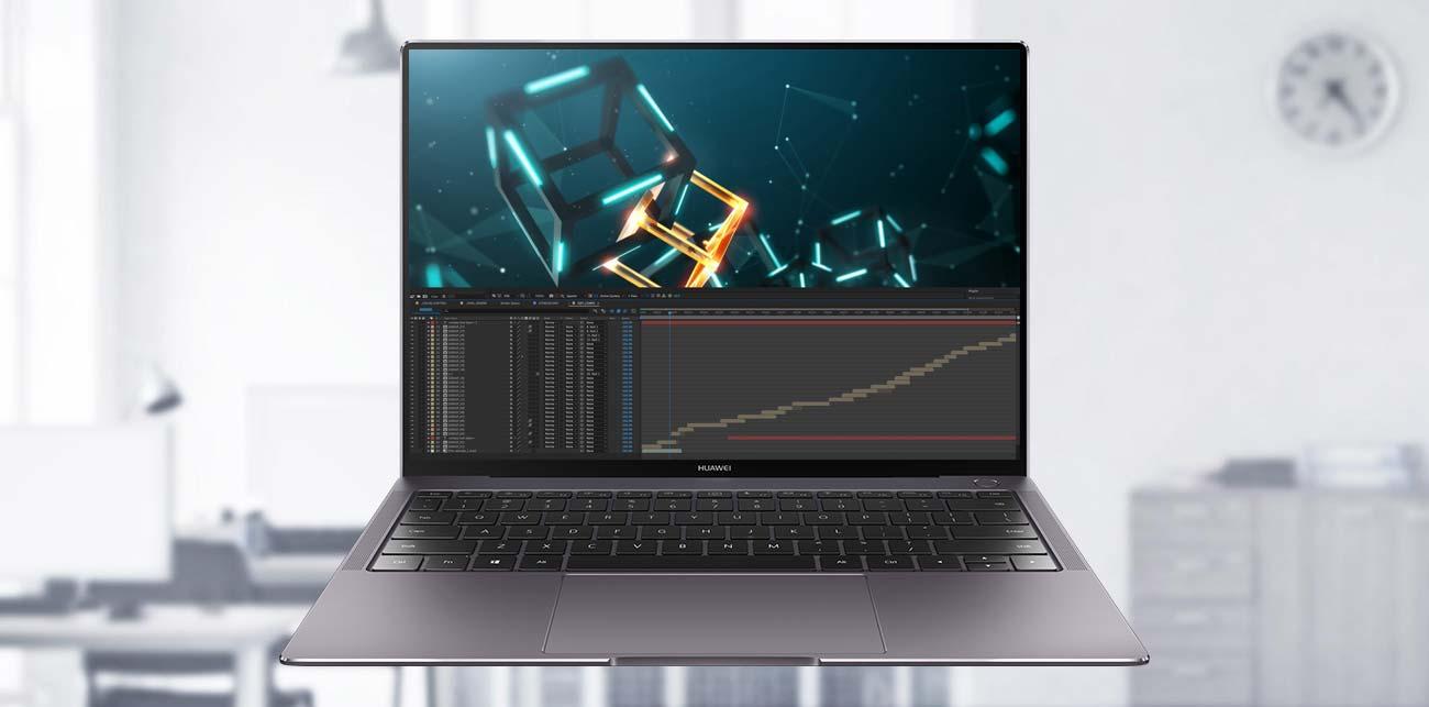 HUAWEI MateBoook X Pro geforce mx150