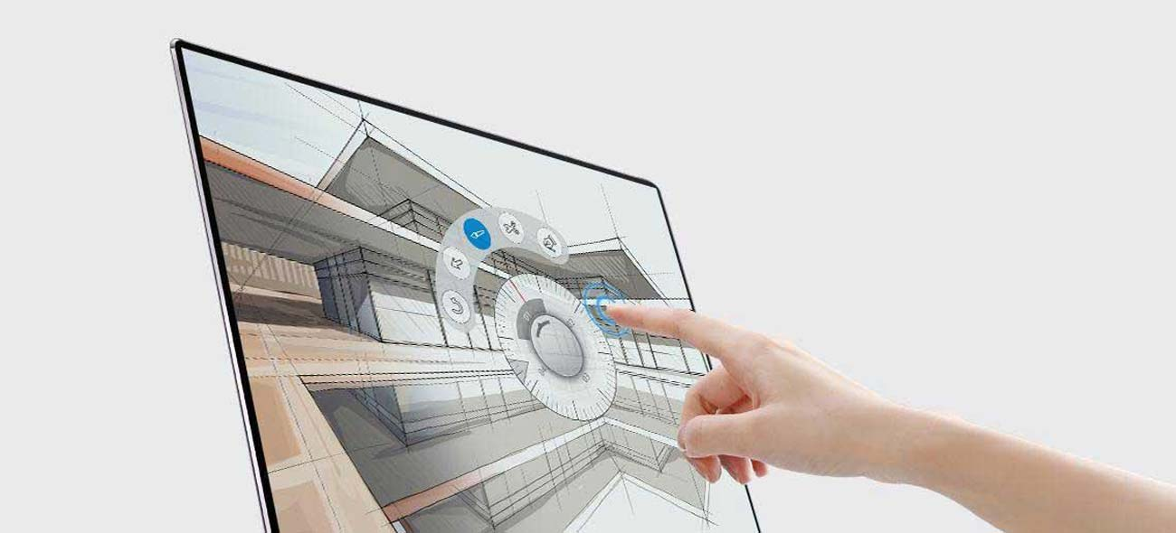 HUAWEI MateBoook X Pro 10-точечный сенсорный экран